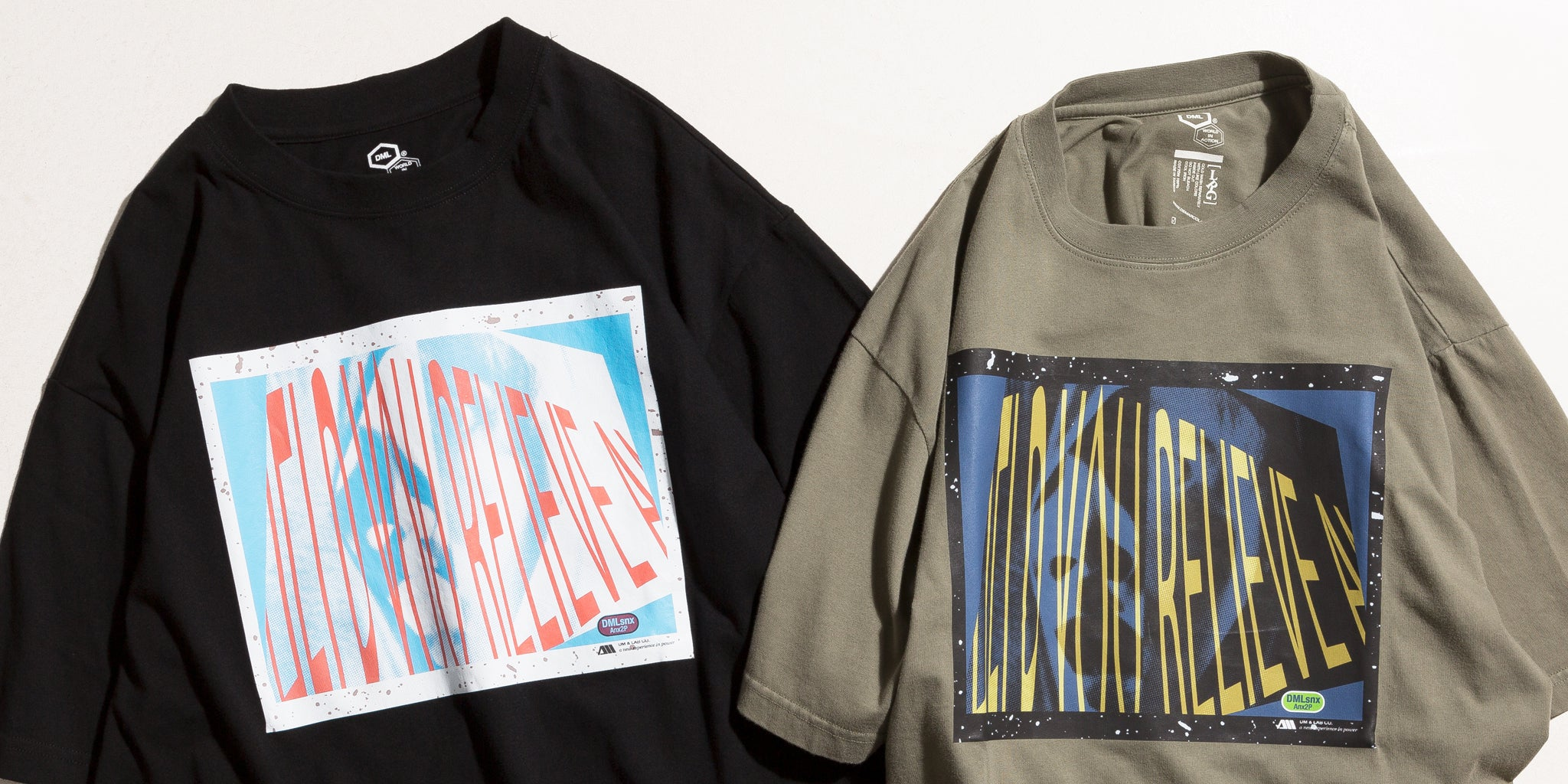 NEW ARRIVALS: DEMARCOLAB