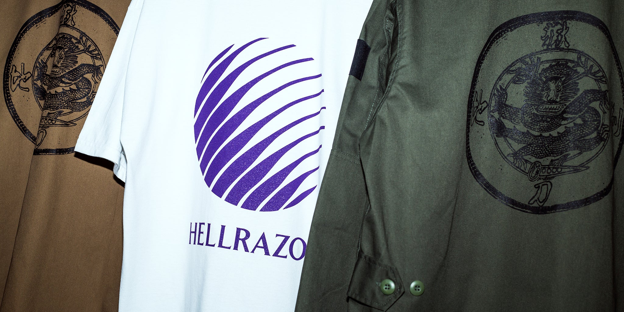 NEW ARRIVAL / HELLRAZOR
