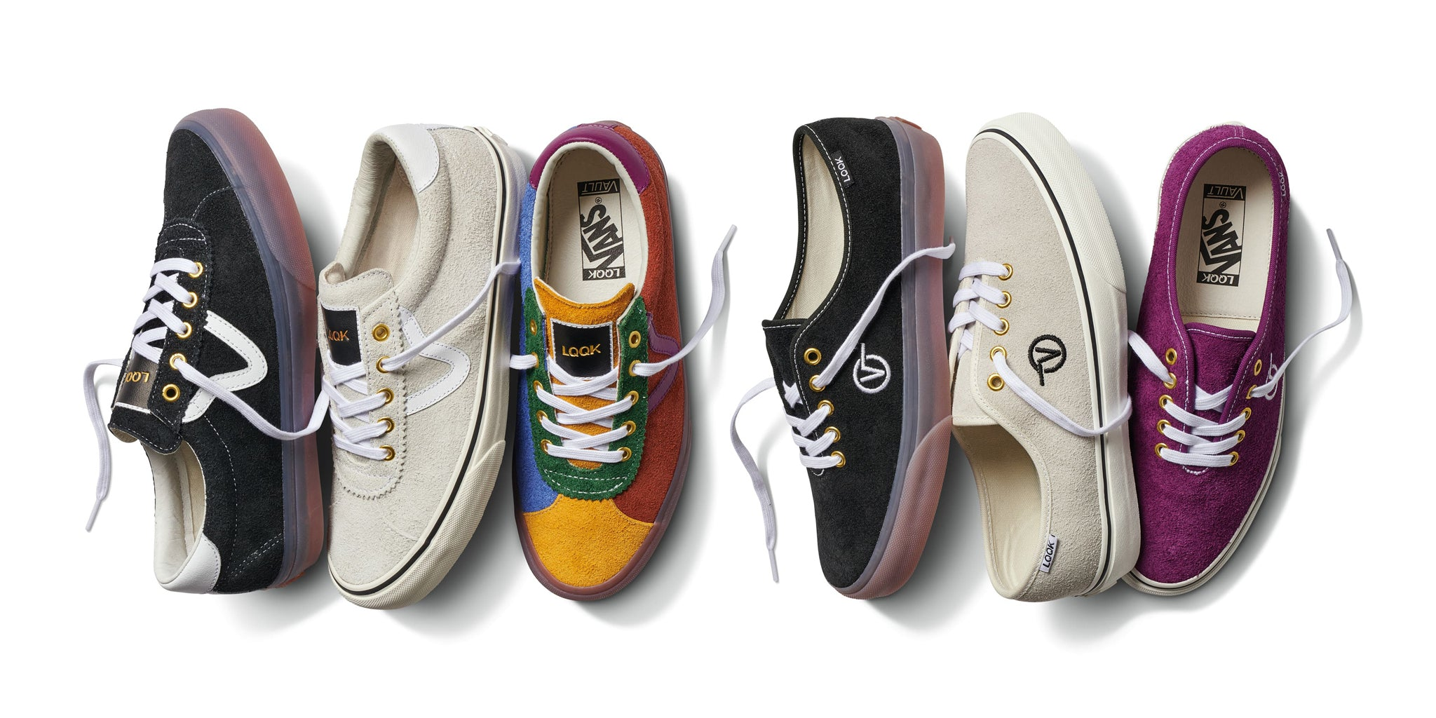 NEW ARRIVALS: LQQK Studio x Vans Vault Collection