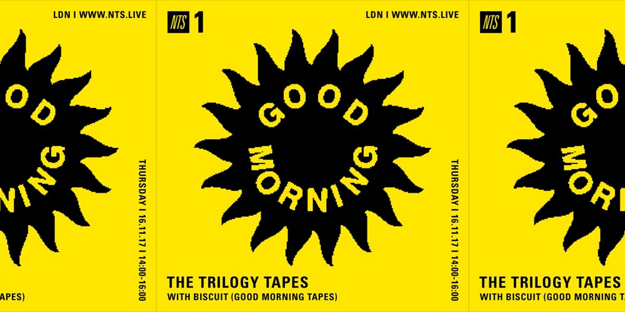 TTT NTS 16.11.17 – Biscuit (Good Morning Tapes)