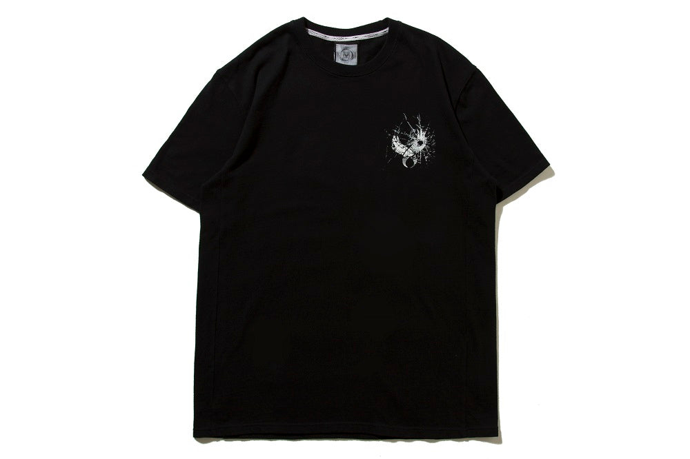 "REMIX ""BROKEN WING TEE"" (Black)"