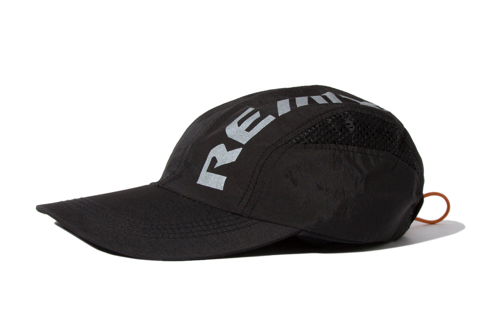 "REMIX ""LIGHTWEIGHT CAMP CAP"" (Black)"