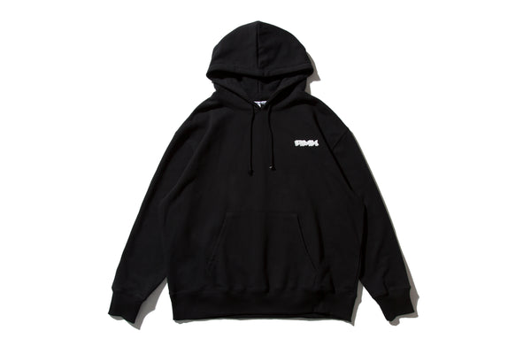 "REMIX ""HOT CUE HOODY"" (Black)"