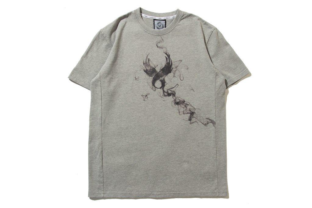 "REMIX ""SPIRIT TEE""(Grey)"