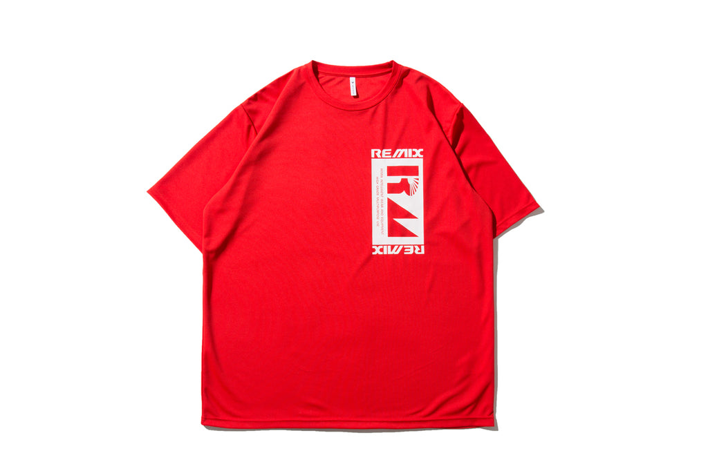"REMIX ""ENGINEERING TECH TEE"" (Red)"