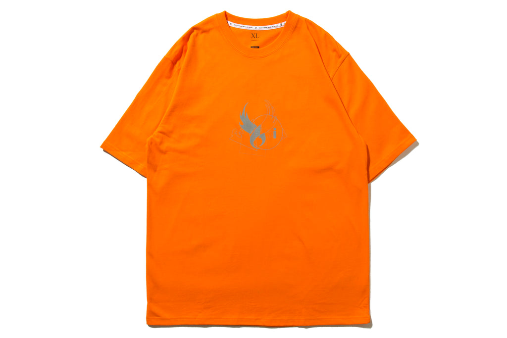 "REMIX ""BHS TEE""(Orange)"