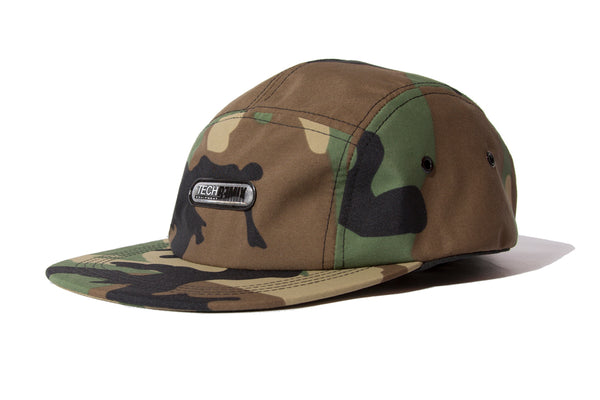 "REMIX ""WR TECH 5 PANEL CAP"" (Camo)"