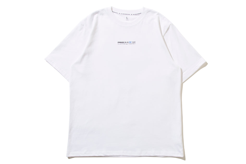 "REMIX ""CYBER WING TEE"" (White)"