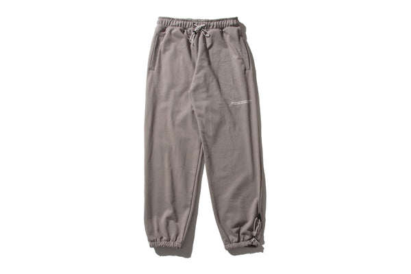 "REMIX ""DIVISION SWEAT PANTS"" (Grey)"
