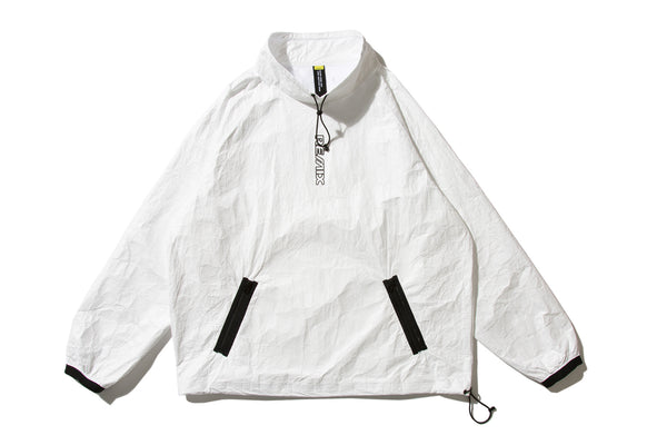 "REMIX ""LIGHT WEIGHT PULLOVER"" (White)"