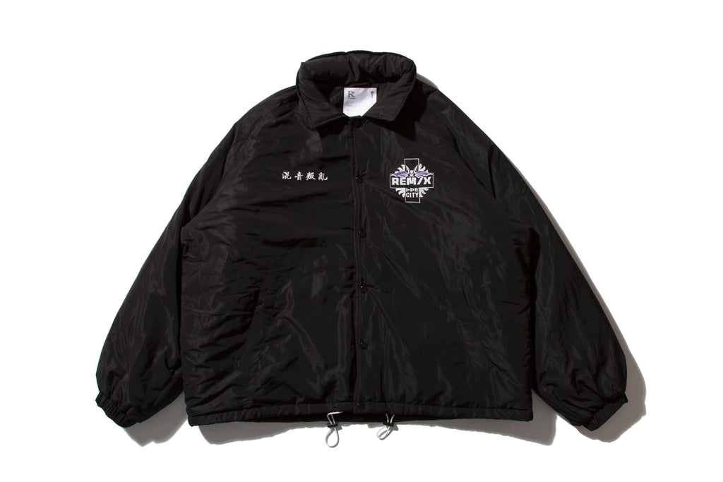 "REMIX ""TPE CITY WINDBREAKER"" (Black)"