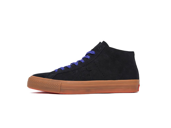 "CONVERSE ""ONE STAR PRO LEATHER"" (Black)"