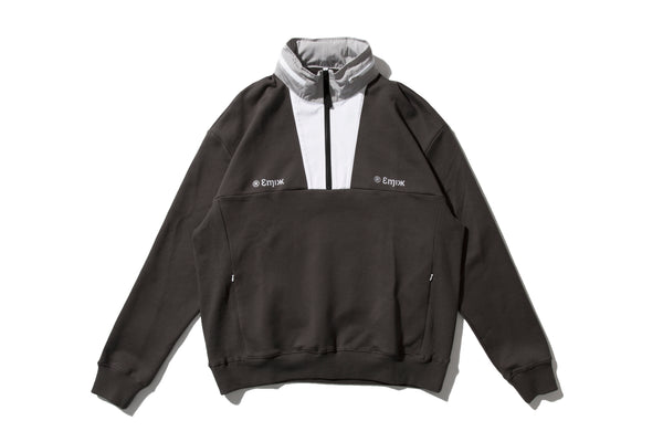 "REMIX ""R3MIX PULLOVER"" (Grey)"