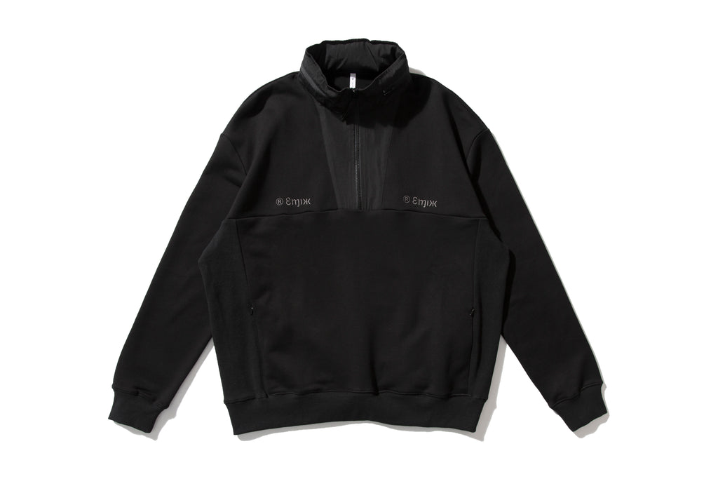 "REMIX ""R3MIX PULLOVER"" (Black)"
