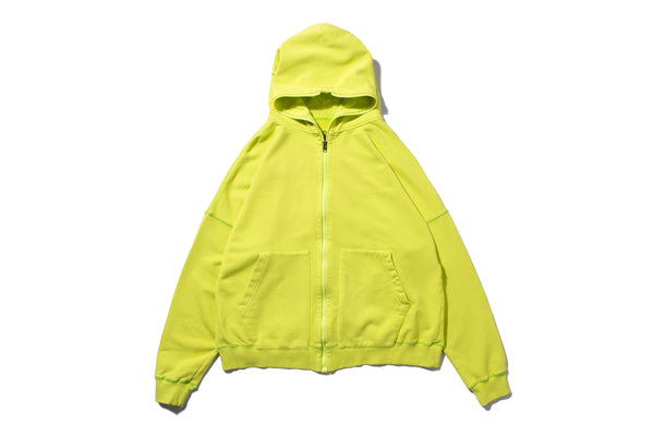 "4DIMENSION x DeMarcoLab ""4DMLAB CO. ZIP PARKA"" (Green)"