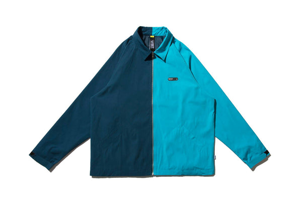 "REMIX ""DIVISION JACKET"" (Navy/Blue)"