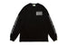 "ARIES ""PRIMITIVE FUTURE LS TEE"" (Black)"