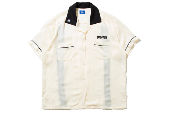 "BLUE BOYZ SPORTS CLUB ""RAYON BOWLING SHIRT"""