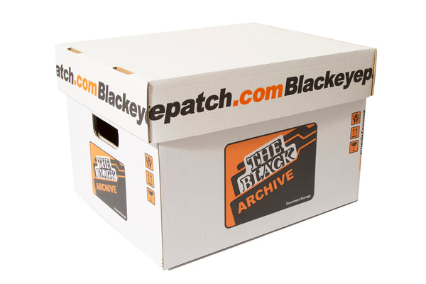 "BlackEyePatch ""ARCHIVE BOX (3 PIECES)"""