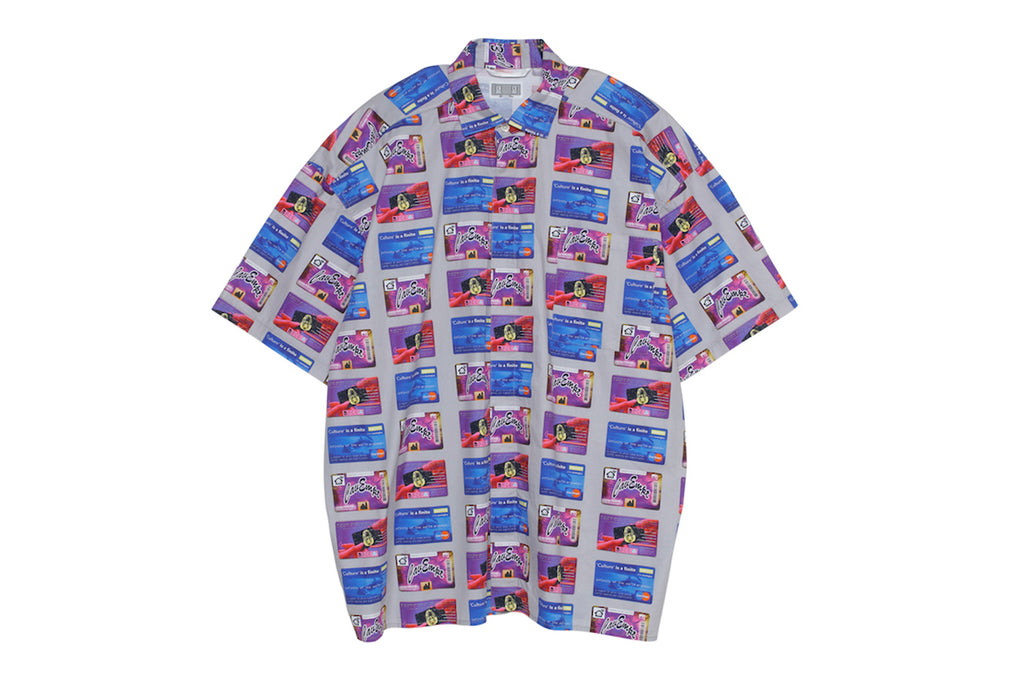 "C.E ""CARD SHORT SLEEVE SHIRT"""