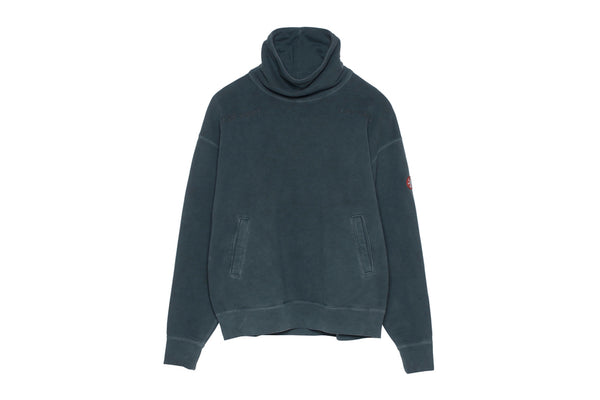 "C.E ""FOREST STAND COLLAR SWEAT"""