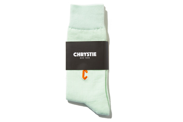 "CHRYSTIE NYC ""CASUAL SOCKS"" (Mint)"