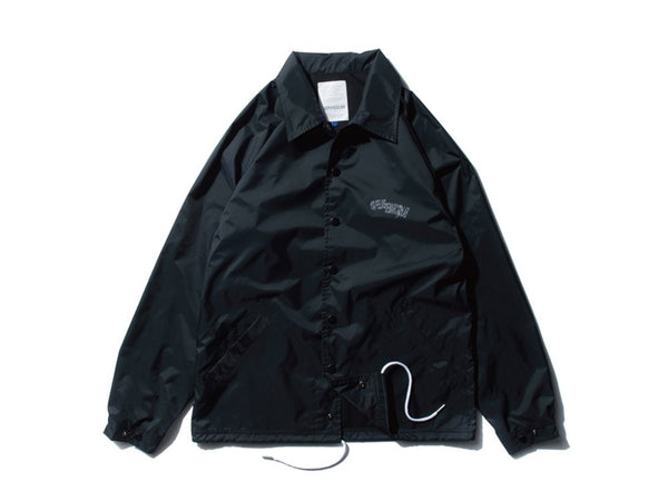 "PELVIS x DeMarcoLab ""DISC VORTEX COACH JKT"" (Black)"