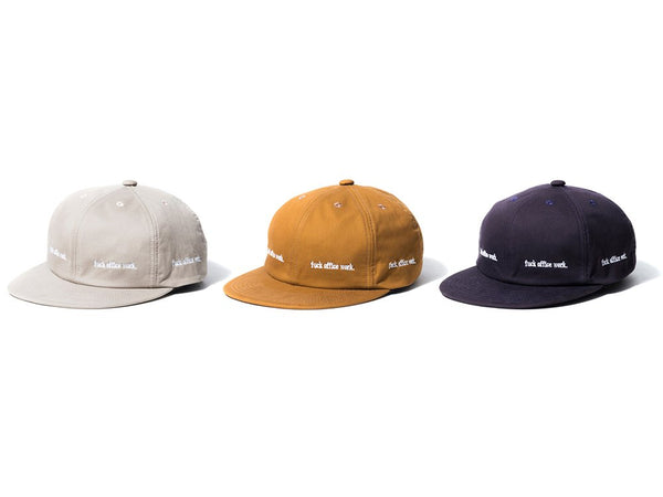 "DeMarcoLab ""FFFFFF TWILL 6 PANEL"""