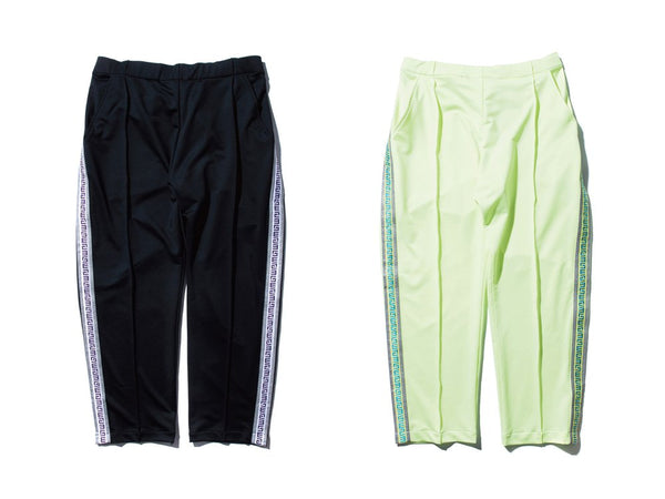 "DeMarcoLab x Far East Sporting Wave ""FAR EAST TRACK PANT"""