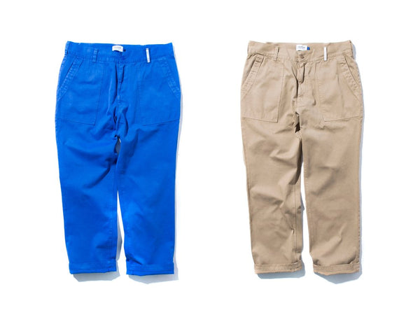 "DeMarcoLab ""OVER DYED MIL. PANT #2"""