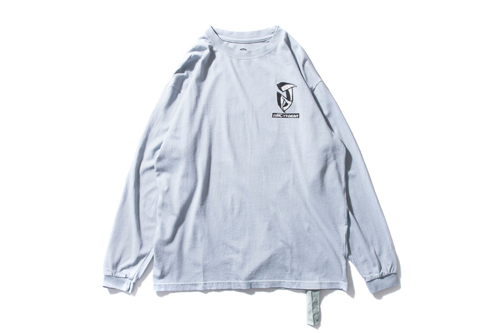 "DeMarcoLab ""D.T. L/S TEE"" (Silver)"