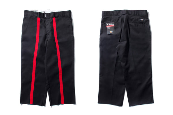 "DeMarcoLab ""RAVER FIT DICKIES 874"" (Black)"