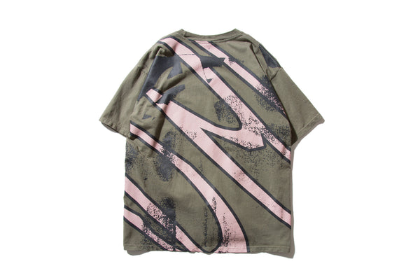 "DeMarcoLab ""ABSTRCT WIDE TEE"" (Olive)"