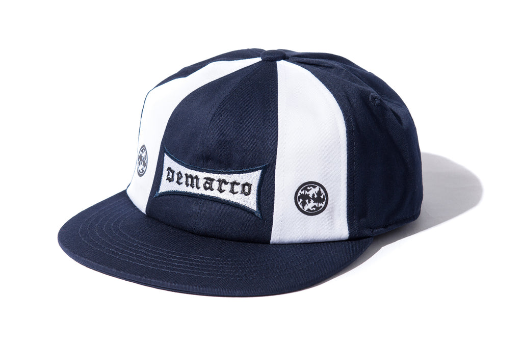 "DeMarcoLab ""ONLY4THE 8 PANEL"" (Navy)"