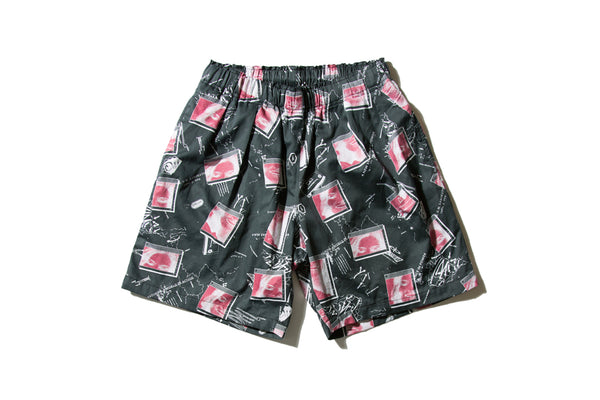 "DeMarcoLab ""ANXP 2T SHORTS"" (Black)"