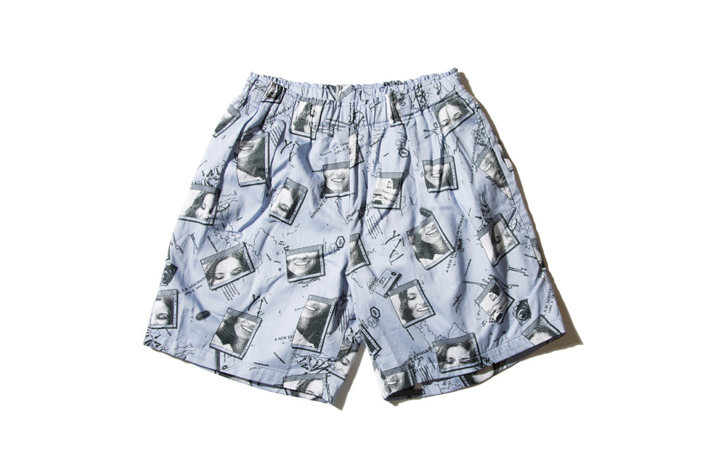 "DeMarcoLab ""ANXP 2T SHORTS"" (Slate)"
