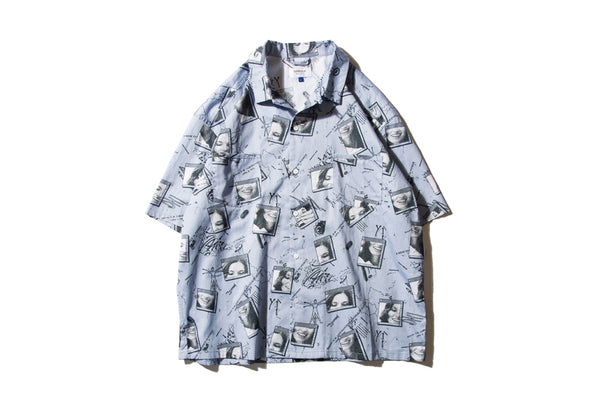 "DeMarcoLab ""ANXP WIDE SHIRT"" (Slate)"