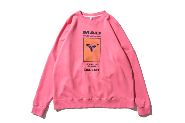 "DeMarcoLab ""MAD HOUSE MIX SWEATER"" (LTD for LAB)"