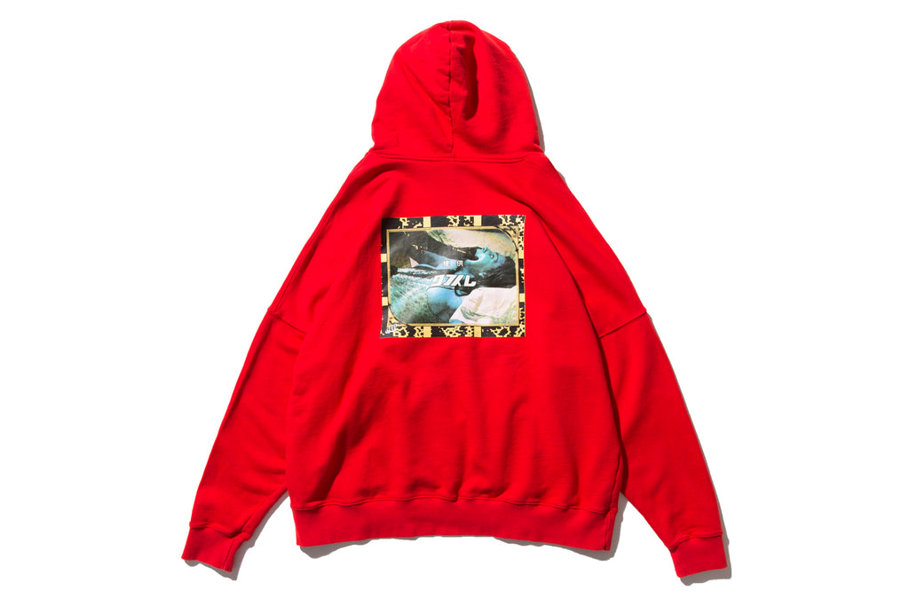 "DeMarcoLab ""COMMERCIAL HOODY"" (Red)"