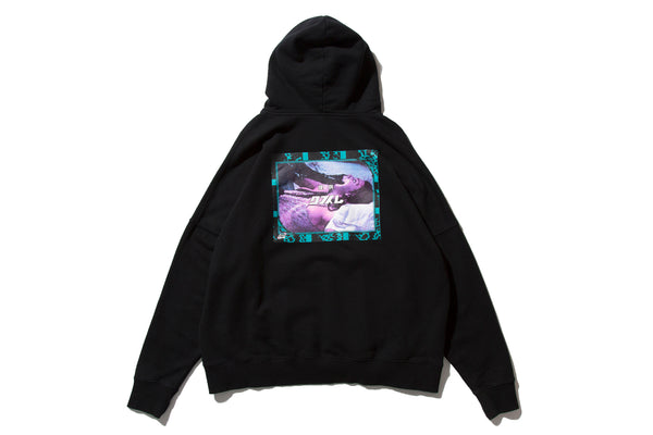 "DeMarcoLab ""COMMERCIAL HOODY"" (Black)"