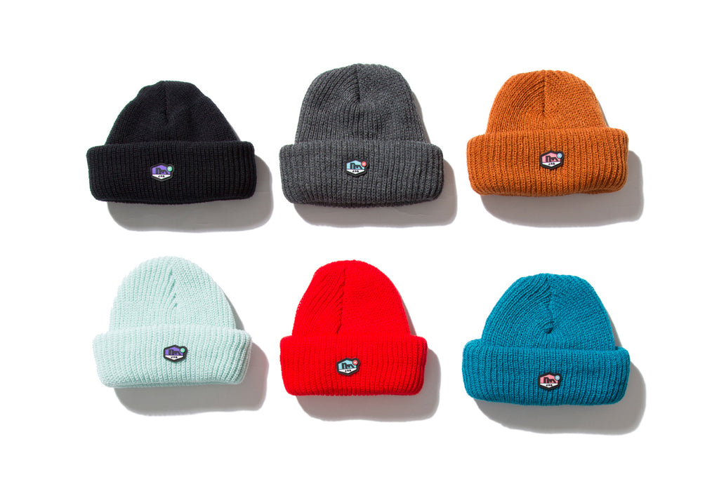 "DeMarcoLab ""DMC+2 SHORT BEANIE"""