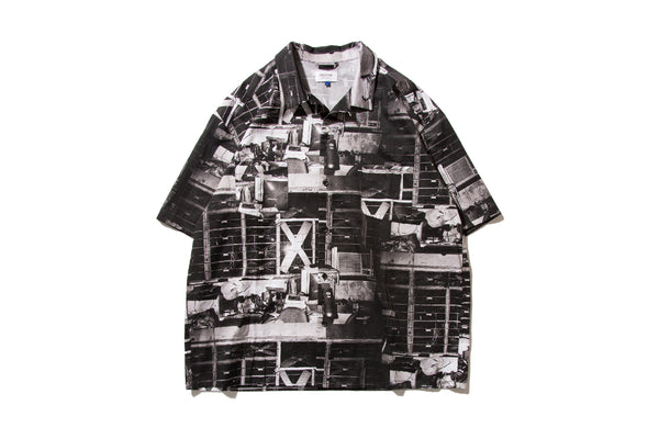 "DeMarcoLab ""UNTITILED-­02 WIDE SHIRT"""