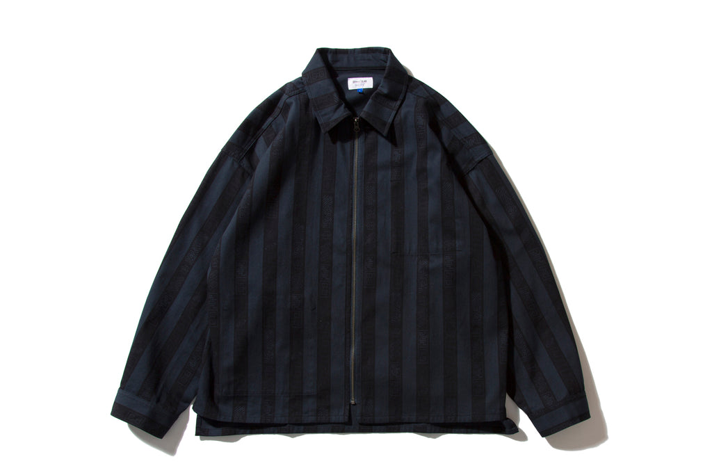 "DeMarcoLab ""D3L OVERDYED SHIRT JKT"" (Midnight)"