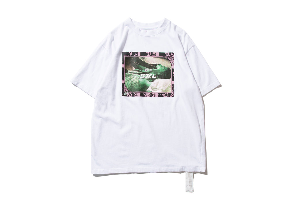 "DeMarcoLab ""COMMERCIAL TEE"" (White)"