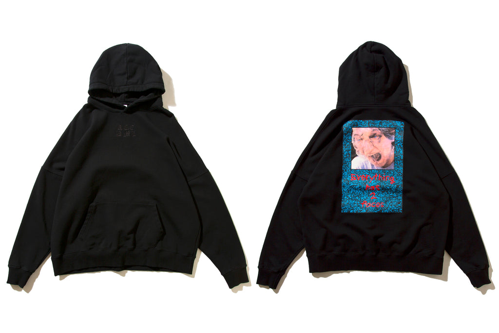 "DeMarcoLab x A.C.C ""2 FACES HOODY"""