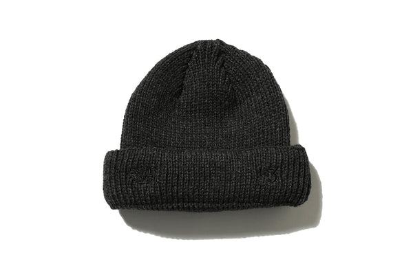 "DeMarcoLab ""dMLA3 SHORT BEANIE"" (H.Grey)"