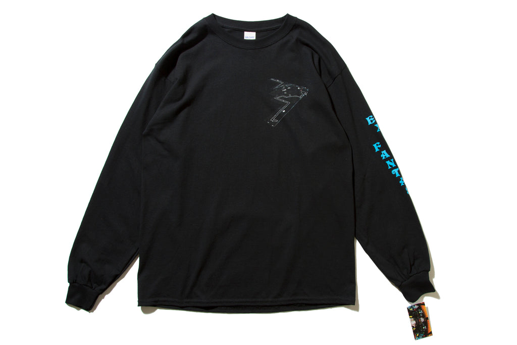 "DEAR SKATING ""STEALTH L/S TEE"""