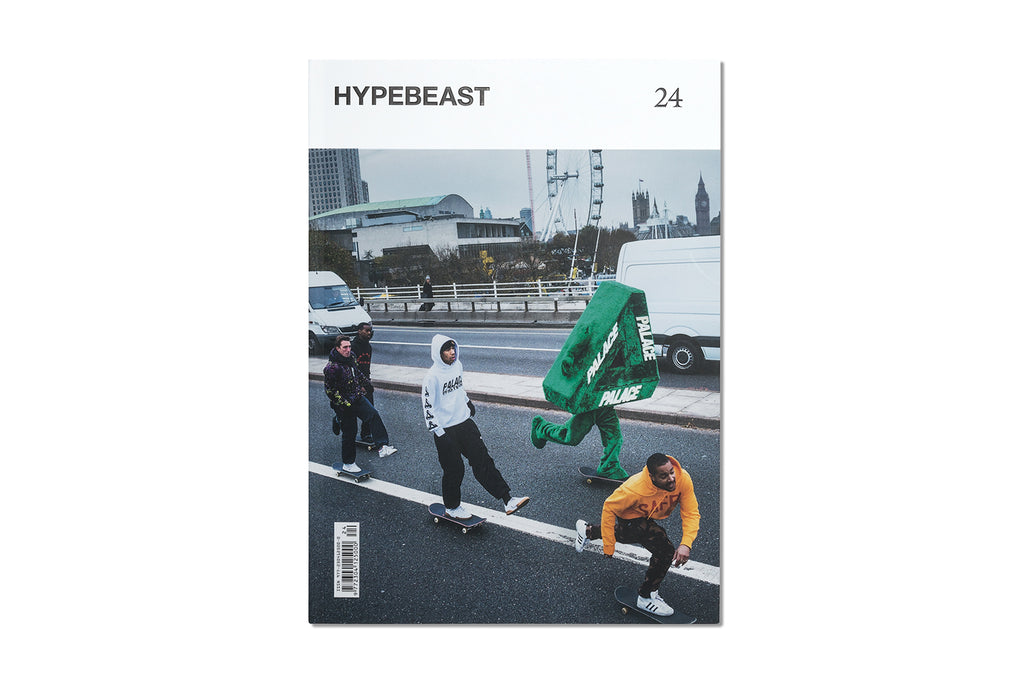 "HYPEBEAST MAGAZINE ""ISSUE 24:THE AGENCY ISSUE"""