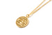 "HELLRAZOR ""NEXT DIMENTION NECKLACE"" (Gold)"
