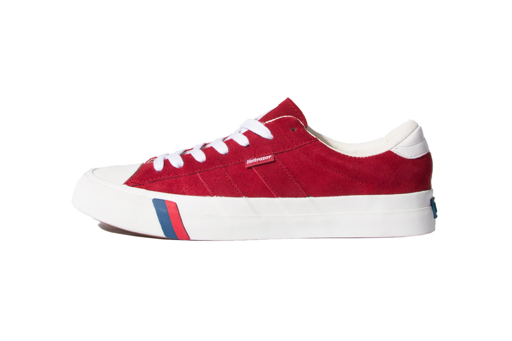"HELLRAZOR ""PROKEDS B.A"" (Red)"